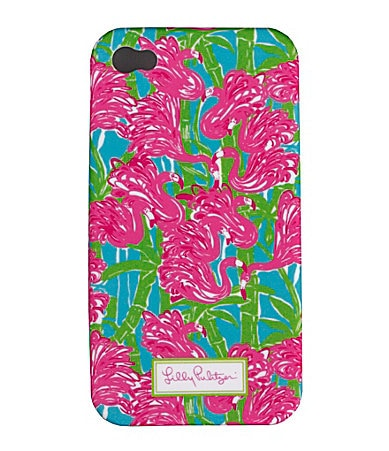 Lilly Pulitzer Fan Dance iPhone Cover