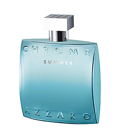 Azzaro Chrome Summer  3.4-oz Eau de Toilette Spray Limited Edition
