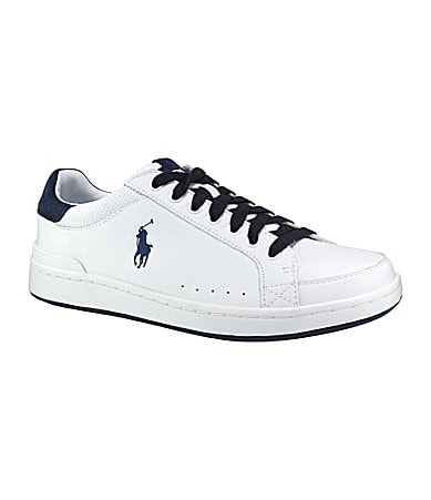 Polo Ralph Lauren Men�s Talbert Leather Sneakers