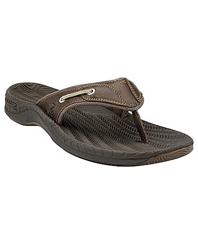 Sperry Top-Sider Men�s Latitude Thong Sandals
