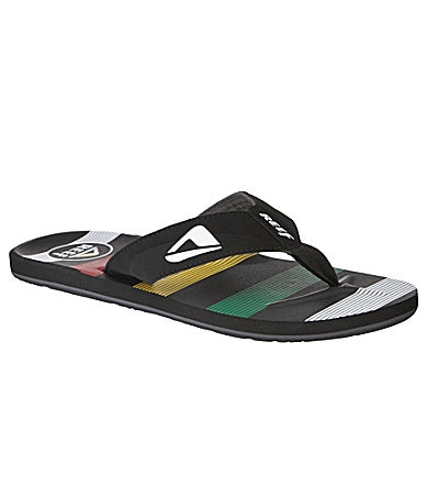 Reef Men�s HT Prints Thong Sandals
