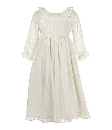 Laura Ashley London 2T-6X Lace Dress