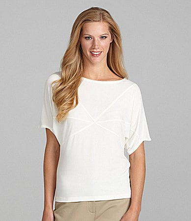 Investments Dolman Boatneck Top