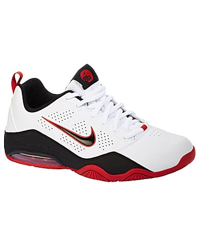 Nike Boys Air Max Full Court 2 Low Basketball Shoes