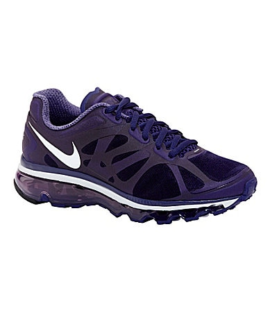 Nike Women�s Air Max + 2012 Running Shoes