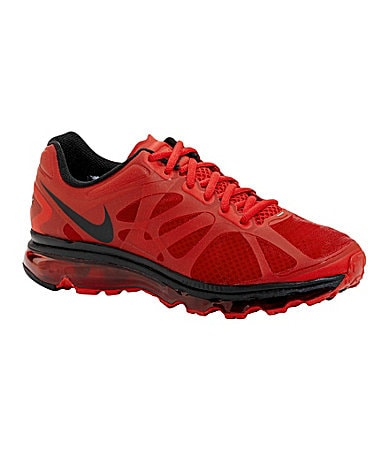 Nike Men�s Air Max + 2012 Running Shoes