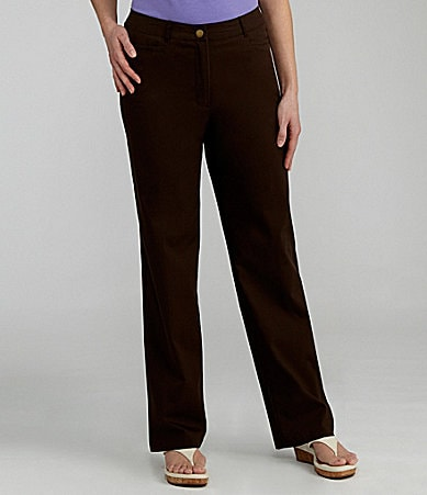 TanJay Woman Comfort Stretch Waist Pants
