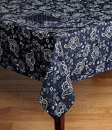 Lauren Ralph Lauren Sawyer Indoor/Outdoor Table Linens