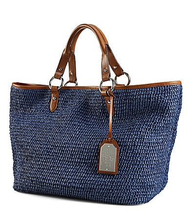 Lauren Ralph Lauren Claridge Large Tote