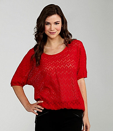 Takara Burnout Dolman Top