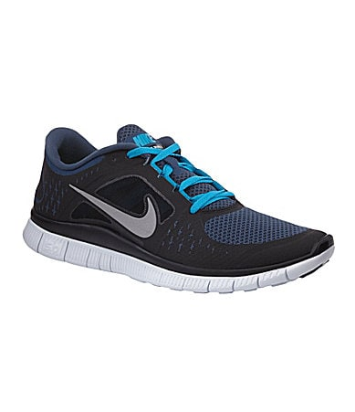 Nike Men�s Free Run +3 Running Shoes