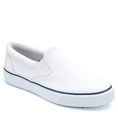 Sperry Top-Sider Mens Slip-On Boat Shoes