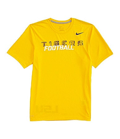 Nike LSU Dri-Fit Screenprint Tee