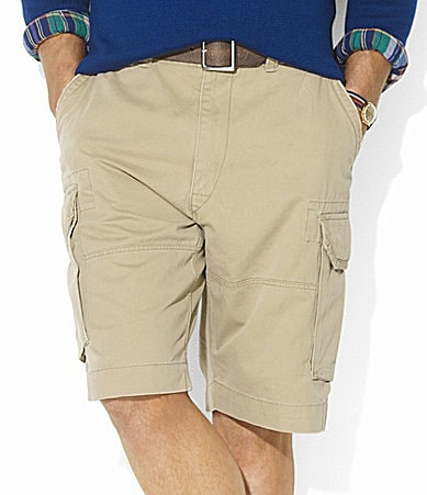 Polo Ralph Lauren Big & Tall Gellar Fatigue Shorts