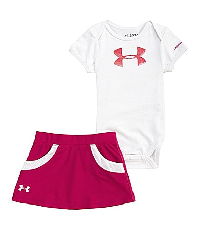 Under Armour Newborn Branded UA Set