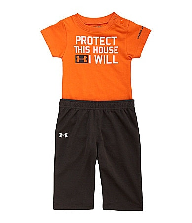 Under Armour Newborn Battle Tested Set