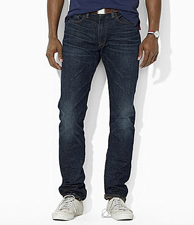 Polo Ralph Lauren Varick Slim-Fit Jeans