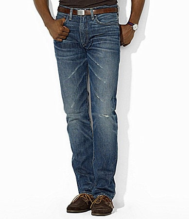 Polo Ralph Lauren Classic-Fit Barkly Wash Jeans