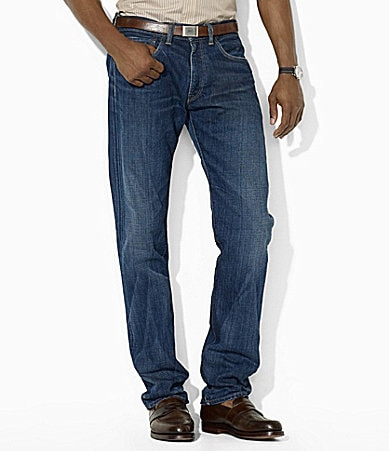 Polo Ralph Lauren Classic-Fit Franklin Wash Jeans