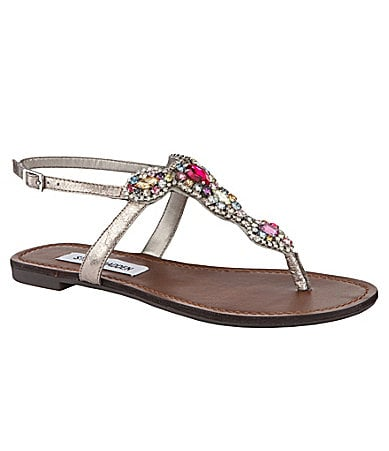 Steve Madden Glaare Thong Sandals
