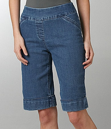 Westbound Woman PARK AVE fit SLIM FX Denim Shorts
