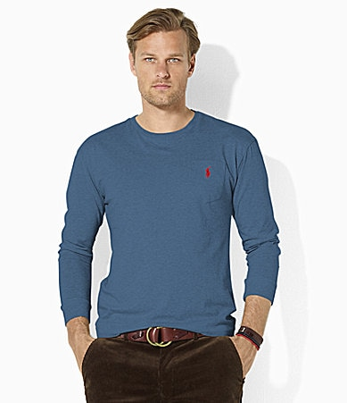 Polo Ralph Lauren Chest-Pocket Tee