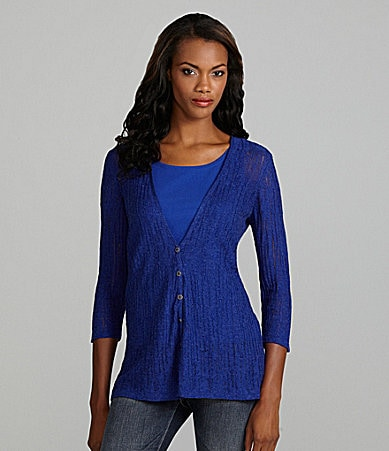 ZoZo V-Neck Cardigan