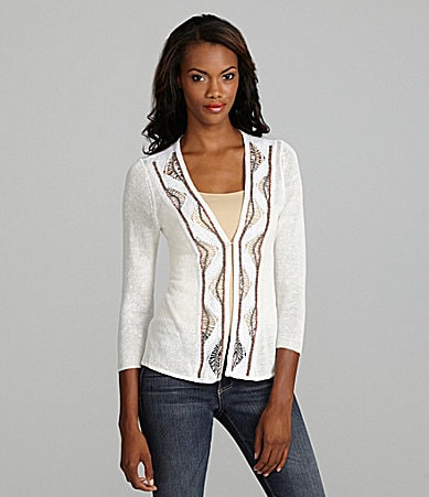 ZoZo Beaded Cardigan