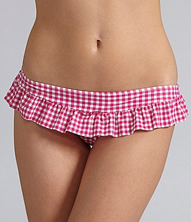 Jessica Simpson Fairway Skirted Bottom