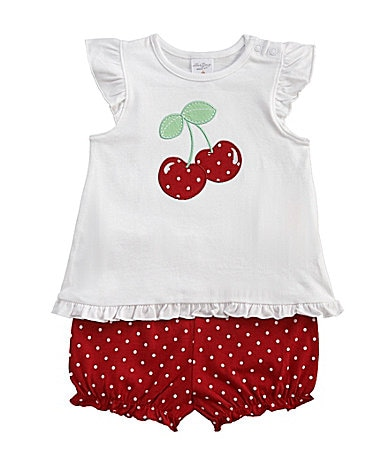 Starting Out Infant Cherry 2-Piece Set