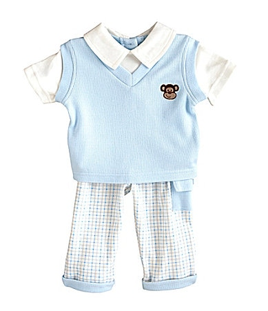 Starting Out Newborn 2-Piece Vest & Pant Set