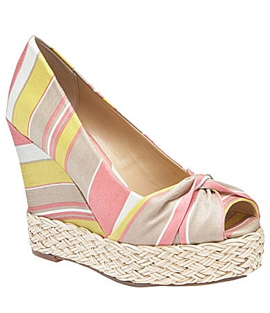 Report Goldie Espadrille Wedges