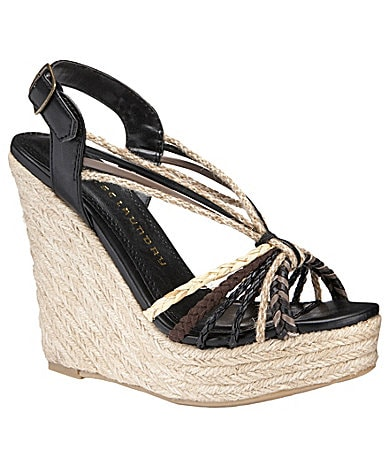 Chinese Laundry Dance Fever Wedges