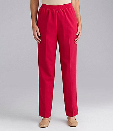 Allison Daley Feathertouch Pull-On Pants