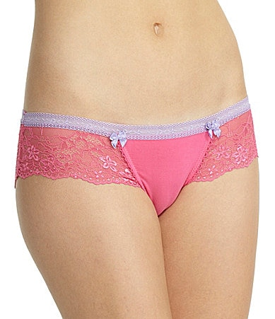 Honeydew Intimates Claudia Lace Hipster Panty