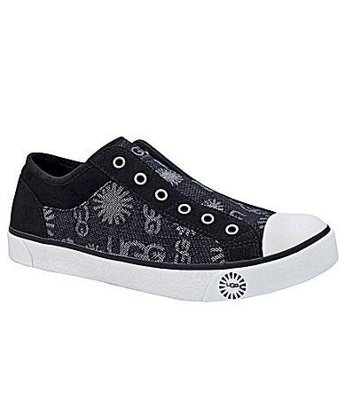 UGG Australia Women's Laela Denim Sneakers