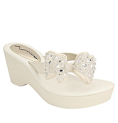 Nina Berkley Wedge Sandals