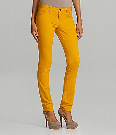 Jessica Simpson Jeanswear Kiss Me Twill Jeggings
