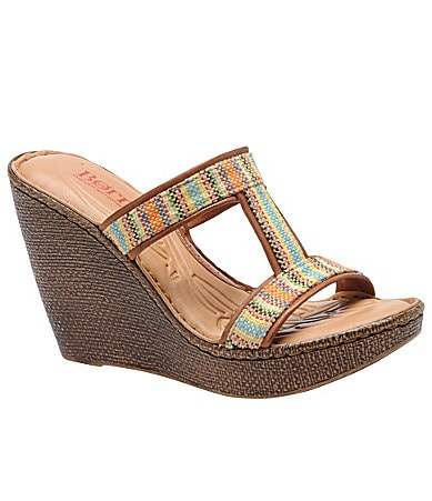 Born Lio Wedge Sandals
