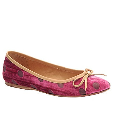 Born Crown Franca Flats