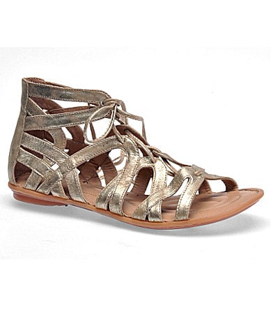 Born Crown Grammercy Grecian-Inspired Sandals