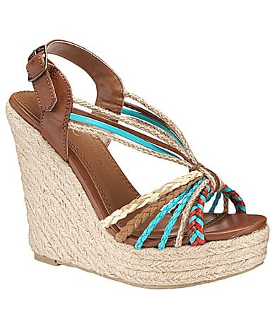 Chinese Laundry Dance Fever Wedge Sandals