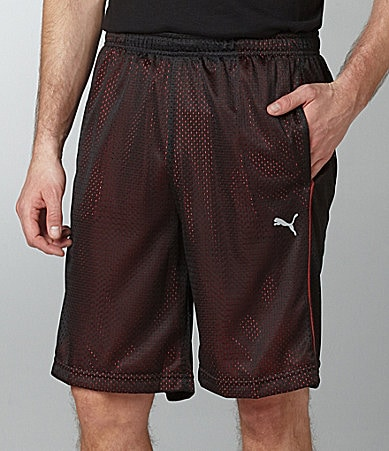Puma Mesh Performance Shorts