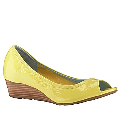 Cole Haan Air Tali Open Toe Wedges