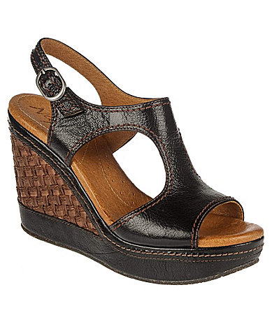 Naya Eternal Wedge Sandals
