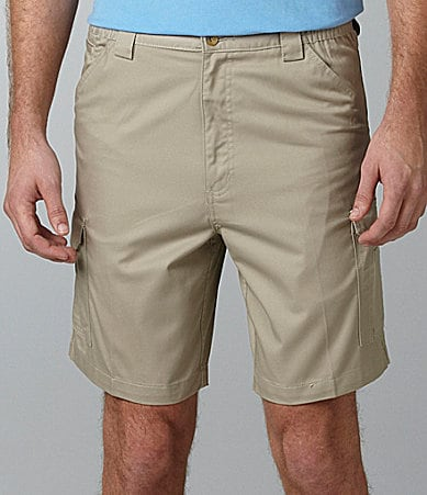 Hook & Tackle Compass Cargo Shorts