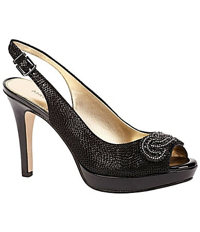 Antonio Melani Sierra Pumps