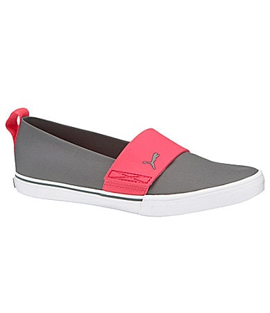 Puma Women�s El Rey Slip On Sneakers
