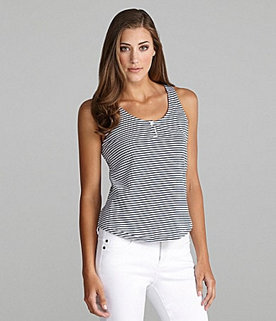 Kensie Striped Tank