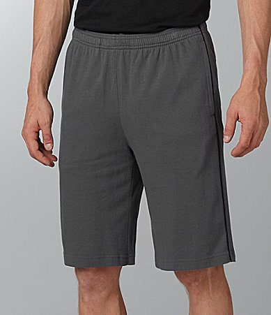 Roundtree & Yorke Sport Big & Tall Blended Shorts